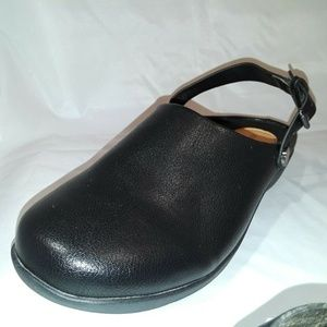 T52 Women's Comfort View Black Loafer Shoe Size 12